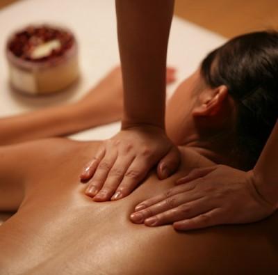 Massage dos relaxation Nantes centre